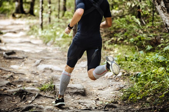 Compression socks may look cool, but there's little evidence that they help performance.