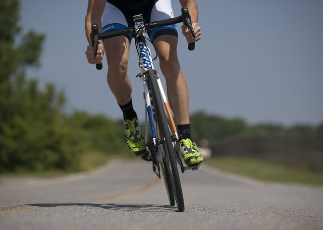 Bicycle riding could build healthy cardiorespiratory endurance.