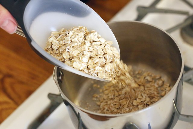 Cooking Oats For A Baby Livestrong Com