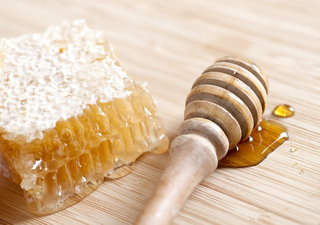 You will need raw honey for this recipe.