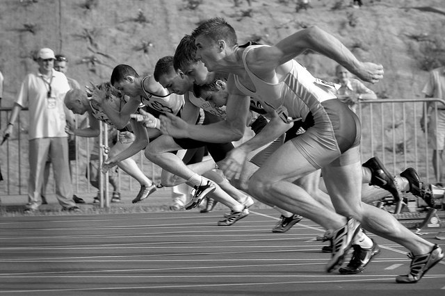 There are many benefits to sprint training.