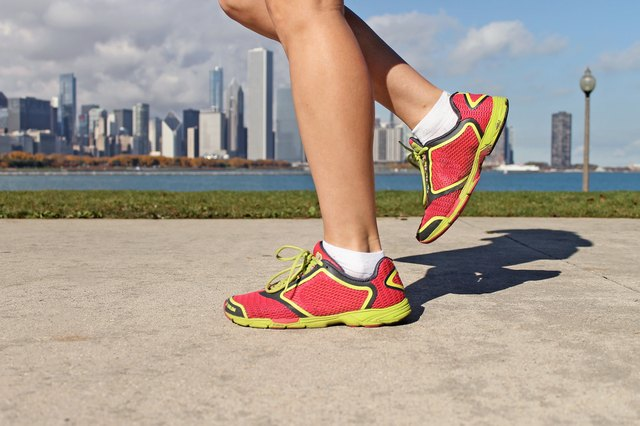Step 3 Adjust Your Stride To Ensure You Are Not Contributing Calf Pain When Running