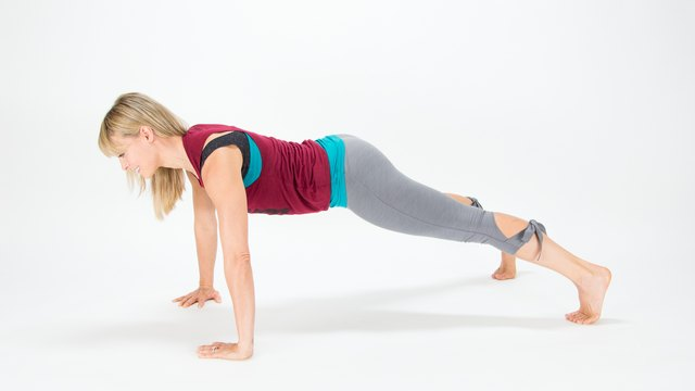 Wide-Arm Plank