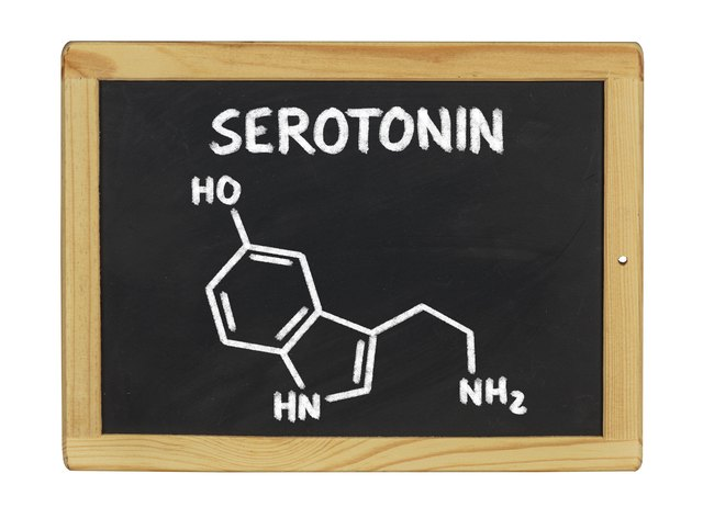 SAMe increases the amount of serotonin in the brain.