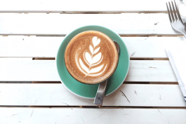 Does it surprise you that coffee is the most popularly-consumed food among Americans?