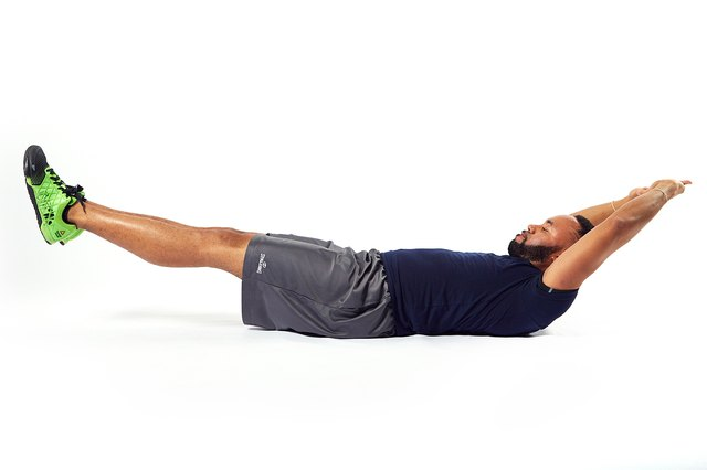 Wake up your abs and your brain.