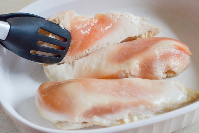 How To Precook Chicken For The Barbecue Livestrong Com