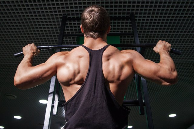 Put all these moves together and start building a bad-ass back.