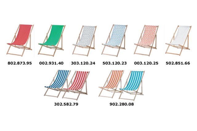 MYSINGSÖ Beach Chairs have caused finger dismemberment
