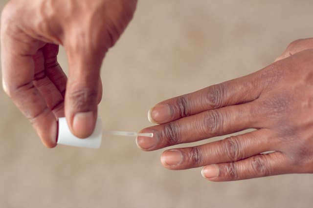 How to Stop Biting Nails for Men | LIVESTRONG.COM