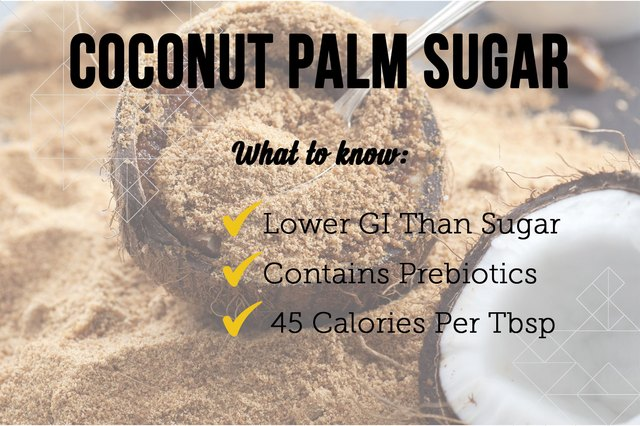 Getty Images - Coconut Palm Sugar
