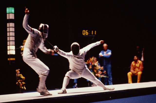 Fencing is less dangerous than most sports, but conditioning and flexibility are crucial in preventing injury.