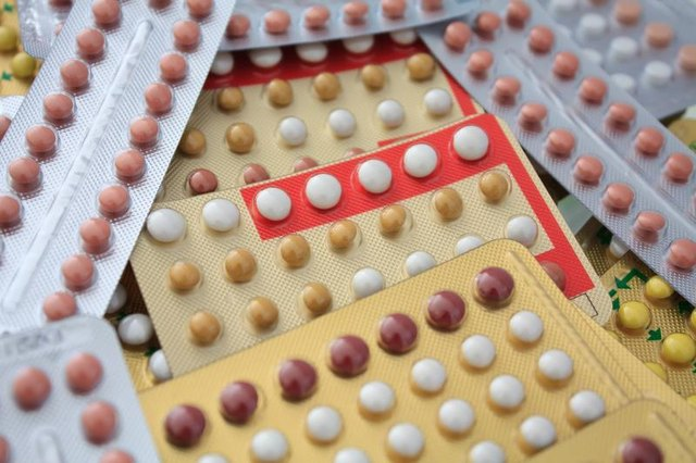Amoxicillin and birth control pills can be a bad mix.