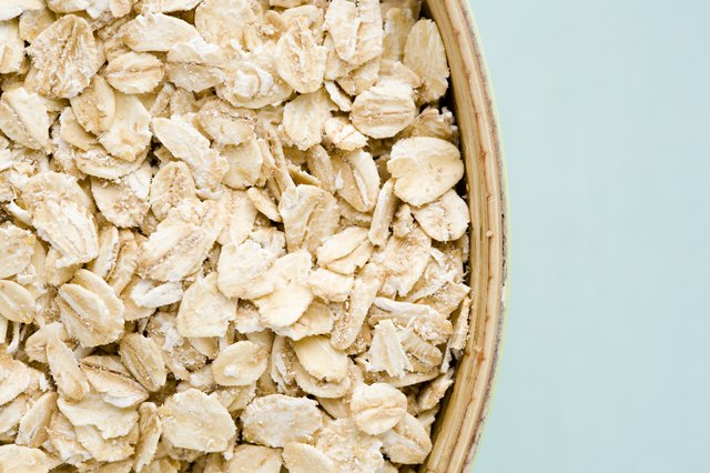 Oats are a cholesterol-lowering food.