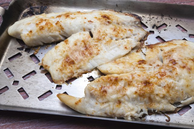 Tilapia is a low-calorie, high-protein food.