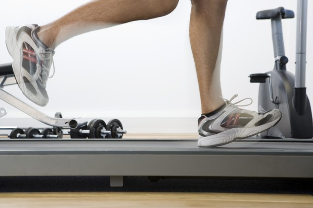 Try your own interval workouts on the treadmill.