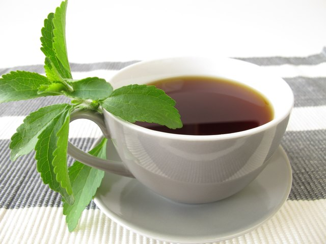 Stevia won't raise blood sugar levels when sweetening foods.