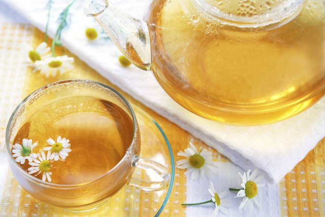 Chamomile is a natural skin soother that works well for treating sun or wind burn.