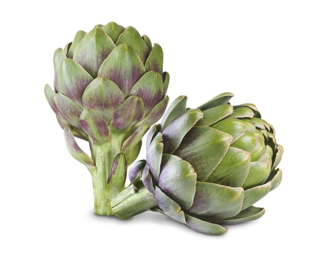 Artichokes have a pH of 4.6 or above.
