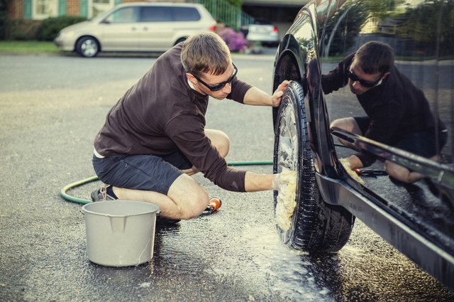 Activities like cleaning and washing cars will burn even more calories.