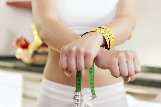 Eating disorders can cause low potassium levels.
