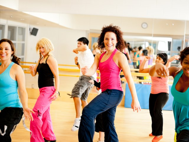A total body workout that is challenging, helps you become a better dancer, makes time pass quickly, and puts you in a room with 20 women?   Perhaps the real question is why isn't EVERY guy doing Zumba?