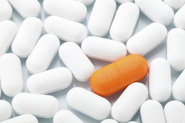 Ibuprofen treats pain caused by inflammation.