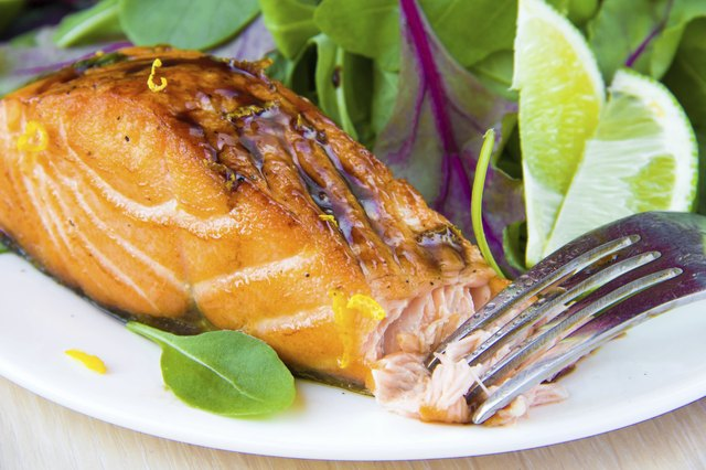 salmon is a good seafood choice to get more magnesium, potassium and calcium