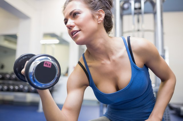 Strength training exercises are effective at boosting your BMR.