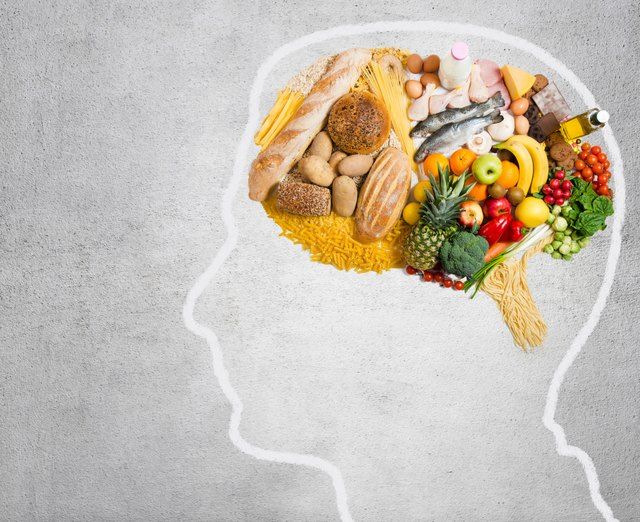 Brain and healthy foods