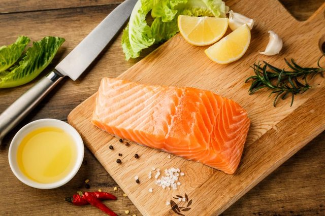 Fish is among foods with naturally high levels of vitamin D.