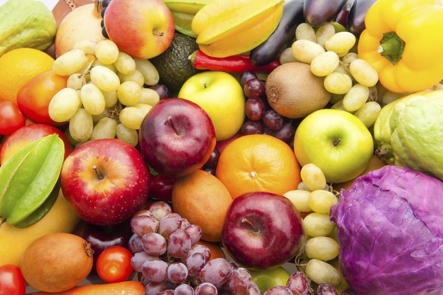 Fruits are a delicious way to get nutrients.