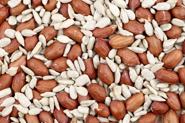 Legumes and nuts.