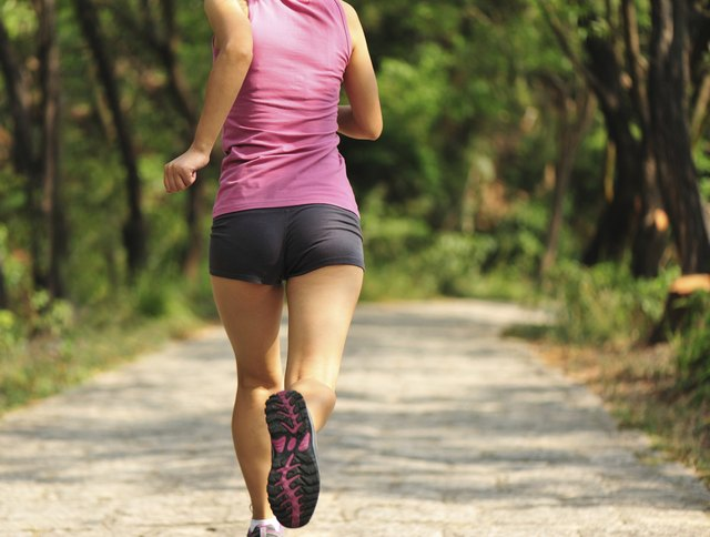 Ease into your running program.