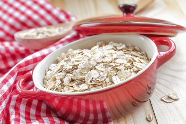 Preparation of Oats