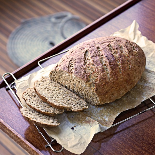 choose whole grain breads rather than those made with refined flour