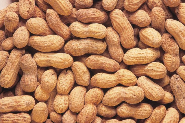 Peanuts and other nuts are often substituted for cashews.