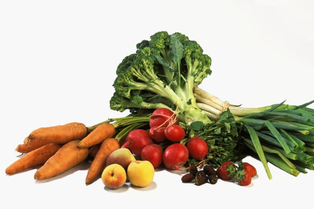 Raw foods help weight loss.