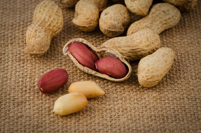 peanuts are another source of the nutrient