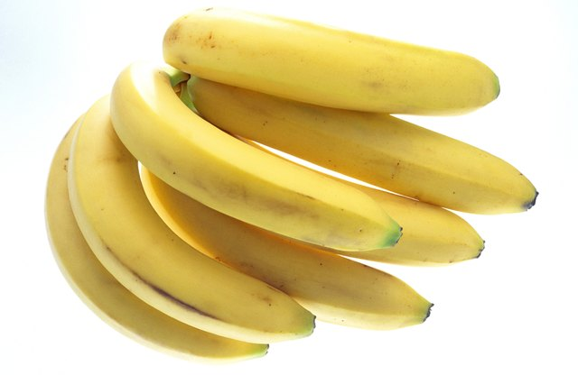 Bananas are mild and easy to eat.