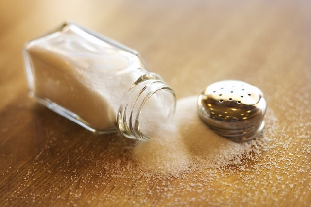 Eating foods high in salt content may contribute to or worsen symptoms.