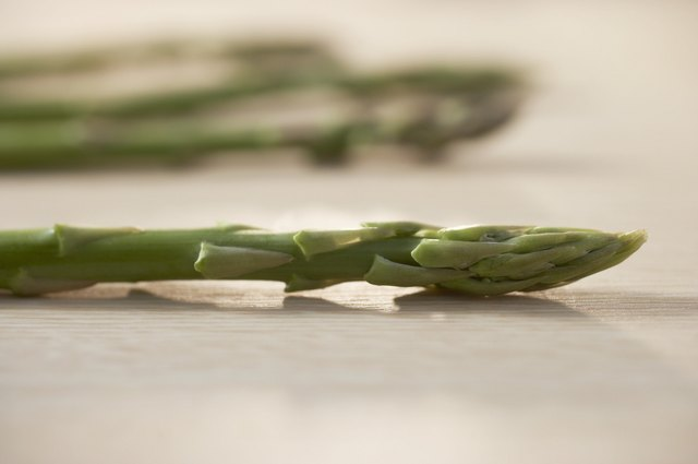 get in the mood with sexy asparagus