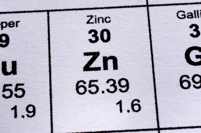 Zinc provides a healthy source of zinc.