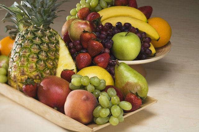 Fruit is portable, and has slow releasing sugars that will keep you fuller for longer.