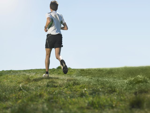 You can reduce the risk of re-injury by running on softer surfaces (Rice University).