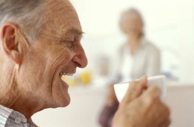 Boost Plus may be appropriate as a meal replacement or between meals for a senior having trouble maintaining his weight.