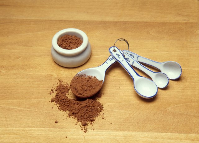 Cocoa powder.