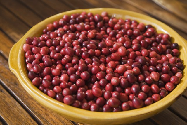 Cranberry products such as juice can increase the potency of warfarin, which can lead to bleeding problems.