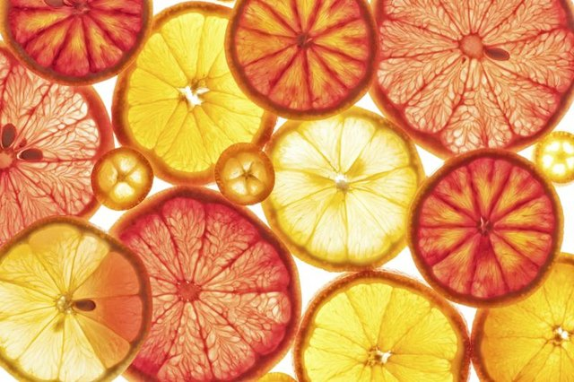 Avoid acidic food and drink, including citrus.