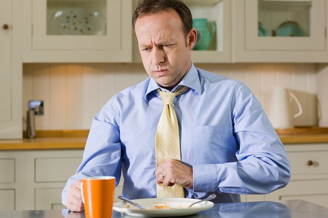 Junk food is heavy on your stomach and could cause indigestion.